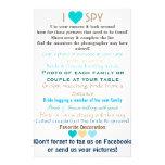"Wedding I Spy 5.5"" X 8.5"" Flyer"