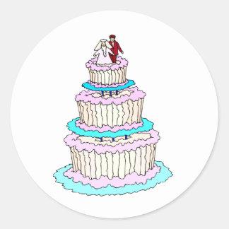 Wedding Ideas 49 Round Stickers
