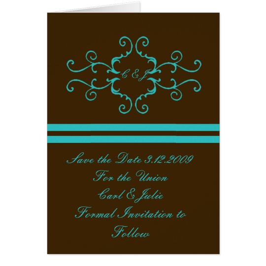Wedding In Elegance Greeting Card