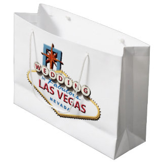 WEDDING In Las Vegas Gift Bag