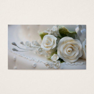 Wedding Industry Business Card