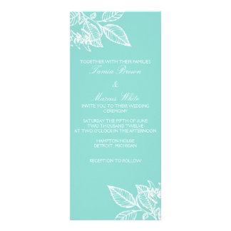 Wedding Invitation A Leaftime tur
