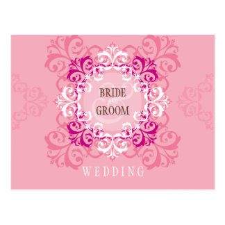 WEDDING INVITATION :: embellish 2 Postcard