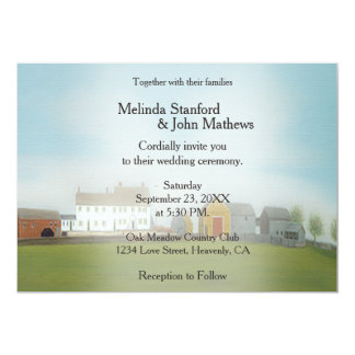 Wedding Invitation Farm