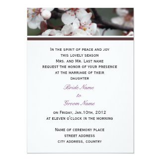 wedding invitation from bride's parents invitations