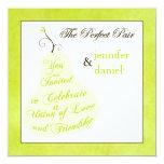 Wedding Invitation | The Perfect Pair
