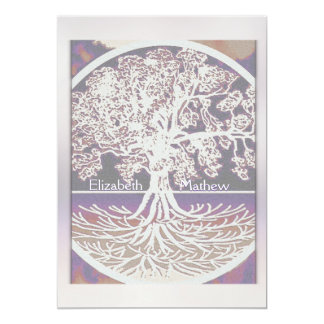 Wedding Invitation | Tree of Life