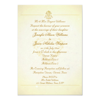 Parchment Paper Invitations & Announcements | Zazzle.co.uk
