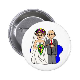 Wedding Invitations 34 6 Cm Round Badge