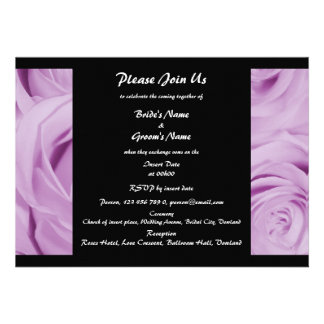 Wedding Invitations - customizable