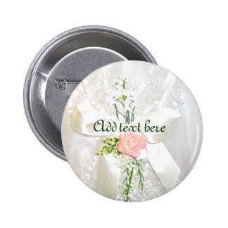 Wedding Joy_ 6 Cm Round Badge
