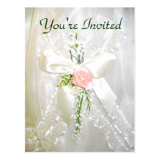 Wedding Joy_ Postcard