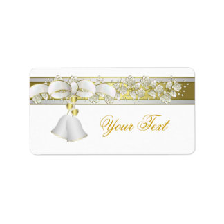 Wedding Label Address Label
