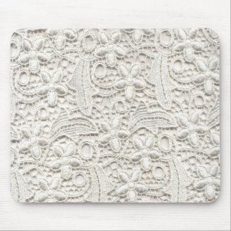 Wedding Lace Mouse Mat
