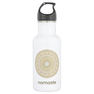 Wedding Mandala Art Namaste 532 Ml Water Bottle