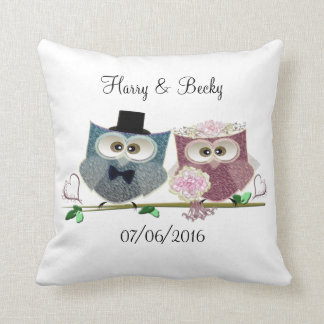 Wedding Memento Pillow Gift