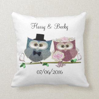 Wedding Memento Pillow Gift