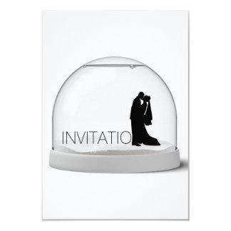 Wedding Minimalism Invitation Vip