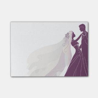 Wedding Notes W/ Bride & Groom 3 - Notes