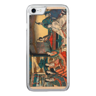 Wedding of Crown Prince Yoshihito Carved iPhone 8/7 Case