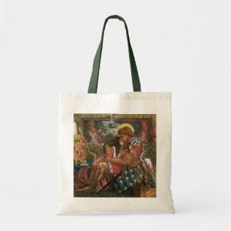 Wedding of St George, Princess Sabra by Rossetti Tote Bag