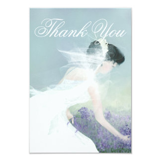 Wedding or Bridal Shower Thank You card