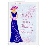 Wedding Party Card