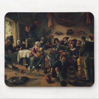 Wedding Party Mouse Mat