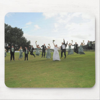 Wedding Party Mousepad