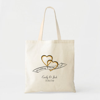 Wedding Party VIP Budget Tote Bag