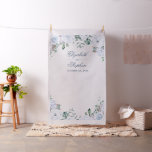 Wedding Photo Booth Backdrop Watercolor Floral