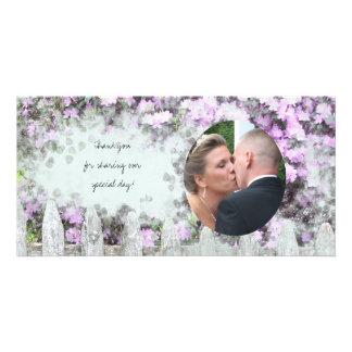 Wedding Photo-Cards Personalized Photo Card