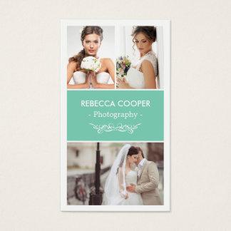 Wedding Photo Collage Elegant Clean Photography