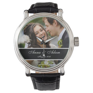 Wedding Photo Keepsake Wristwatch