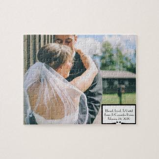 Wedding Photo Puzzle