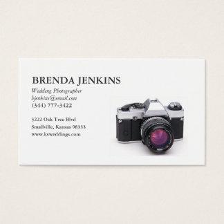 Wedding Photographer Business Card... - Customized Business Card