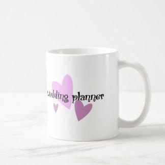 Wedding Planner Basic White Mug