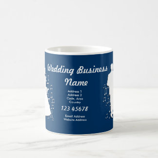 Wedding Planner Business Theme Collection Basic White Mug