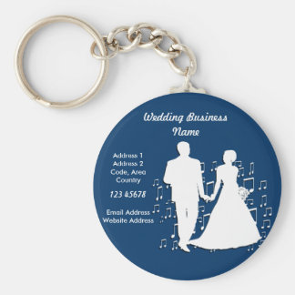 Wedding Planner Business Theme Collection Keychains