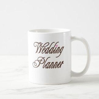 Wedding Planner Classy Browns Mugs