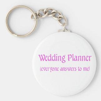 Wedding Planner Key Ring