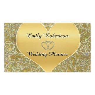 Wedding Planner Photographer etc Business Card Template