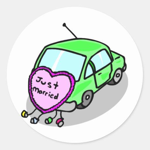 Wedding Planning 10 Round Stickers