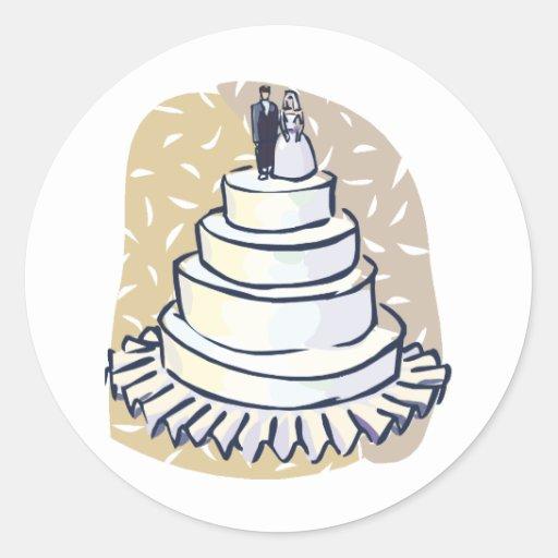 Wedding Planning 40 Round Stickers