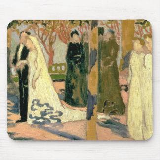 Wedding Procession, c.1892-93 Mouse Mat