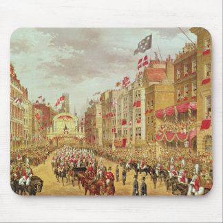 Wedding Procession of Edward, Prince of Wales Mouse Pad