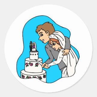 Wedding Reception 43 Sticker
