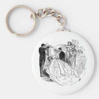 Wedding Reception Ideas 45 Basic Round Button Key Ring