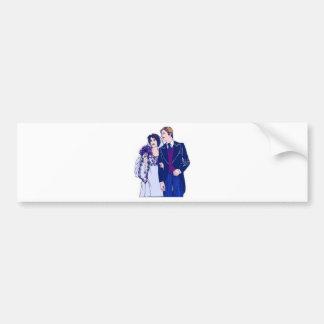 Wedding Receptions 30 Bumper Stickers