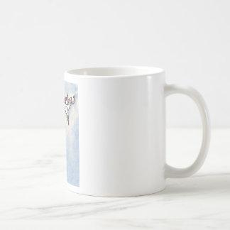 Wedding ring doves mugs